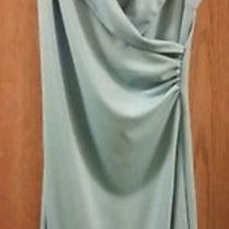 Blue Dress Size 3-4 Nice for Work Simi Formal Occasion Photo