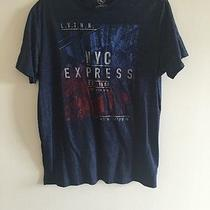 Blue Express Graphic Tee Photo