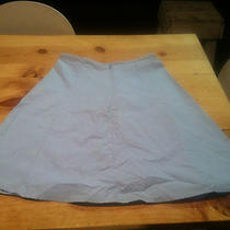 Blue Gap Skirt Size 10 Cotton Blend Photo