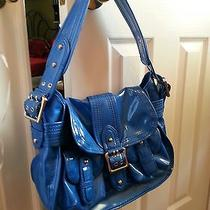 Blue Gianni Bini Handbag Photo