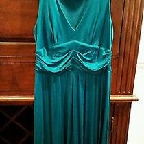 Blue Green Limited Dress Photo