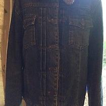 Blue Jean Jacket  by Gap Size Large Photo