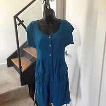 Blue Maeve Staysail Shirtdresss Photo