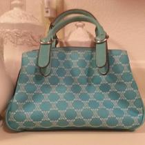 Blue Nine West Purse-Very Nice  Photo