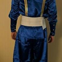 Blue Ninjetti Ranger Cosplay Costume  Photo