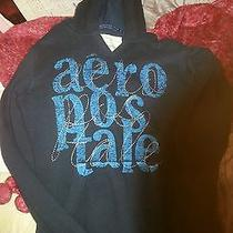 Blue on Blue Aeropostale Extra Small Petite Hoody Photo