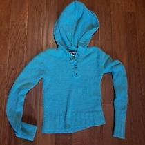 Blue Popcorn Childrens Hoodie Xs Aeropostale Photo