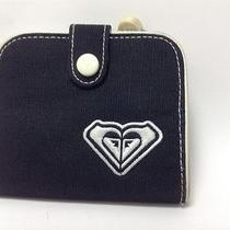 Blue Roxy Wallet Photo