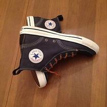 Blue Suede Chuck Taylors Photo