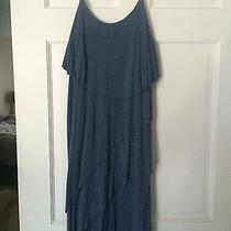 Blue Sundress by Kensie Size Large Photo
