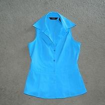 Blue Top Size 3/4 From Express Photo