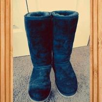 Blue Ugg Boots Photo