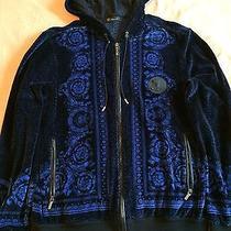 Blue Versace Sweatsuit Size M 32-34 Photo