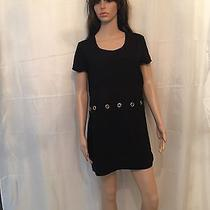 Blush Boutique Dress Color Black Size Medium Photo