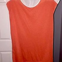 Blush Boutique Rusty Orange Tunic/top Urban Outfitters Forever 21 Photo