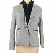 Blush Boutique Women Gray Jacket M Photo