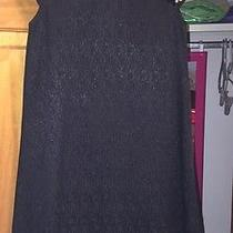 Blush by Us Angels Black Pearls Sequins Dress. Formal. Worn Once. Size 7  Photo