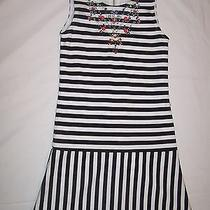 Blush by Us Angels Black & White Dress Size 12 Boutique Photo