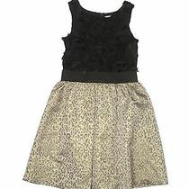Blush by Us Angels Girls Black Special Occasion Dress 7 Photo
