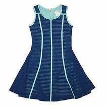 Blush by Us Angels Girls Blue Dress 12 Photo
