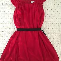 Blush by Us Angels Girls Red Dress Sz16 From Nordstrom  Photo