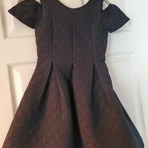 Blush by Us Angels Navy Blue Semi-Formal Dress Size 10 Photo