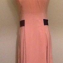 Blush Color Sleeveless Dress Fits Size M Photo