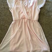 Blush Forever 21 Dress Size Medium Photo