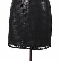 Blush Noir Women Black Formal Skirt L Photo
