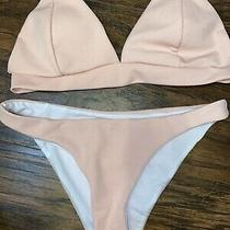 Blush Pink Bikini Size Large Photo