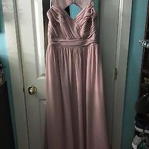 Blush Pink Bridesmaids/prom Dress Photo