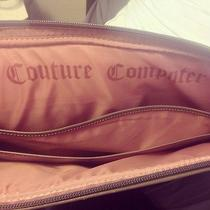 Blush Pink Juicy Couture Laptop Case Photo