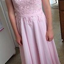 Blush Pink Prom/bridesmaid Dress Photo
