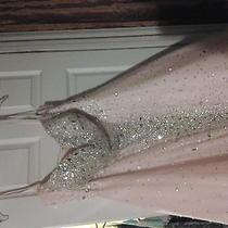 Blush Pink Prom by Terani Dress Size 20 Photo