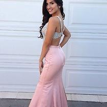 Blush/pink Prom Dress Photo