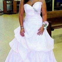 Blush Pink Prom/wedding Dress Photo