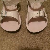 Blush Pink Salt Water Sandals Photo