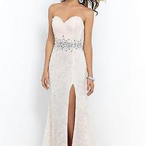 Blush Prom 9937--Color Blush--Size 2 Photo
