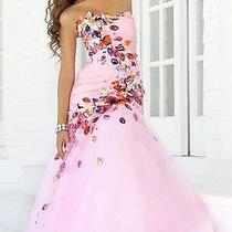 Blush Prom Alexia Pink Prom Special Occasion Dress Photo