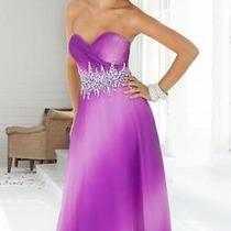 Blush Prom by Alexia Dress Style 9328 Magenta Size 18 Photo