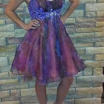 Blush Prom by Alexia Formal Homecoming Size 6 Dress Photo