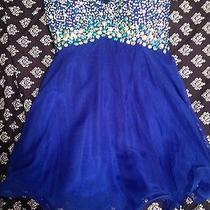 Blush Prom by Alexia Royal Blue Formal Dres Photo
