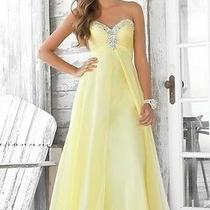 Blush Prom by Alexia Yellow Style  9388 Photo