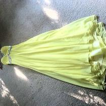 Blush Prom Dress by Alexia Size 4 Junior Photo