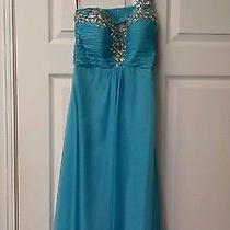 Blush Prom  Dress Size 10 Photo