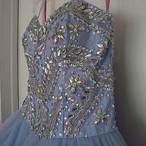 Blush Prom Dress Style Light Purple 9404  Photo