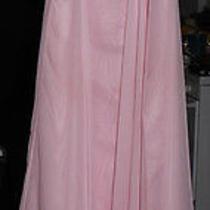 Blush Prom Dress Sz 8 Photo