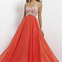 Blush Prom Gown Size 14 Nwt Photo