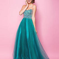 Blush  Prom Gown Size 20 Nwt Photo