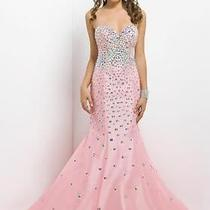 Blush Prom  Gown Size 8 Nwt Photo
